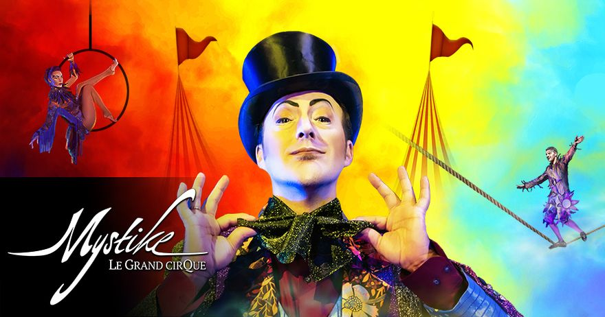 Después de sus dos primeros éxitos, llega a Barcelona Mystike - Le Grand Cirque