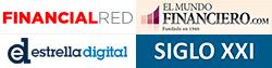 FinancialRed.com, El Mundo Financiero, EstrellaDigital.com, Diario Siglo XXI