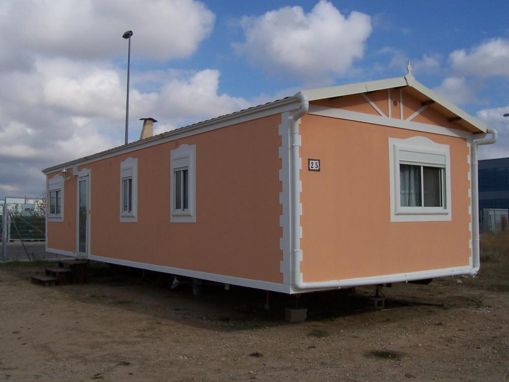 Jornadas puertas abiertas casas m viles en madrid notas - Casas prefabricadas con precios ...