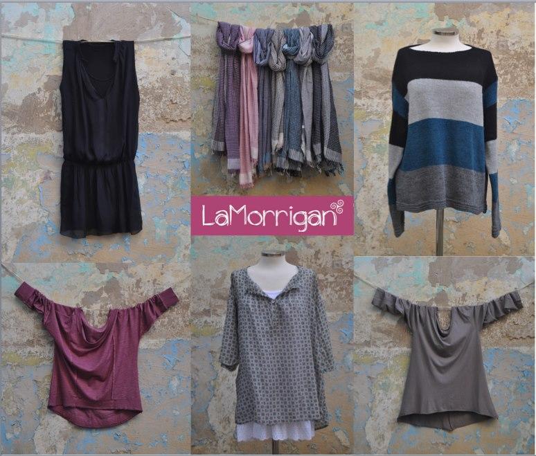 fa9c502a1547 LaMorrigan - Nueva tienda de ropa femenina online - Notas de prensa