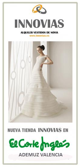 Vestidos de novia el corte ingles malaga