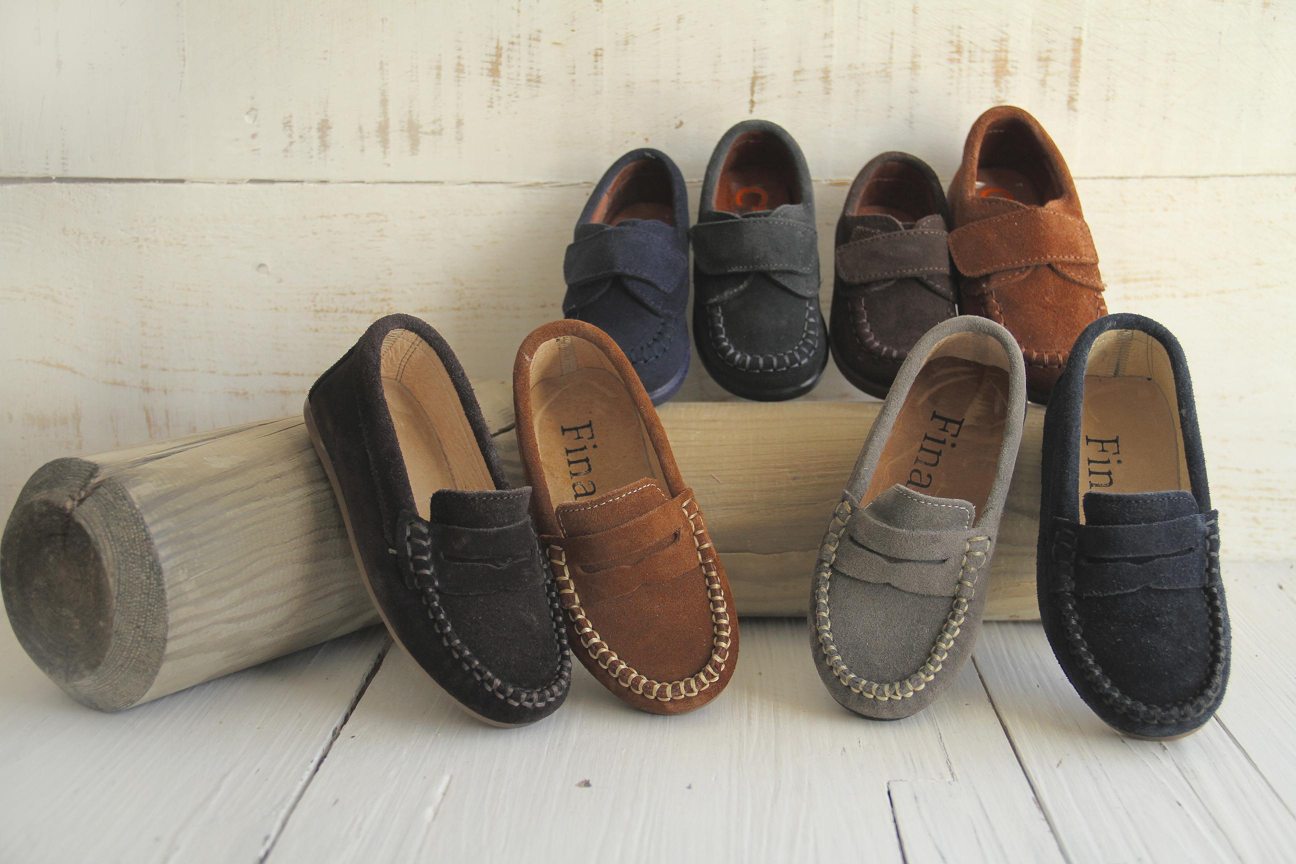 Zapatos azul marino de primavera infantiles c5WZf6uAbl