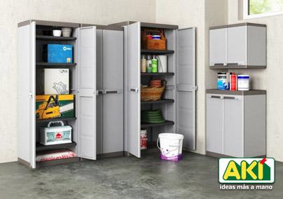 Ideas para organizar tu garaje o trastero notas de prensa - Armarios para trasteros ...