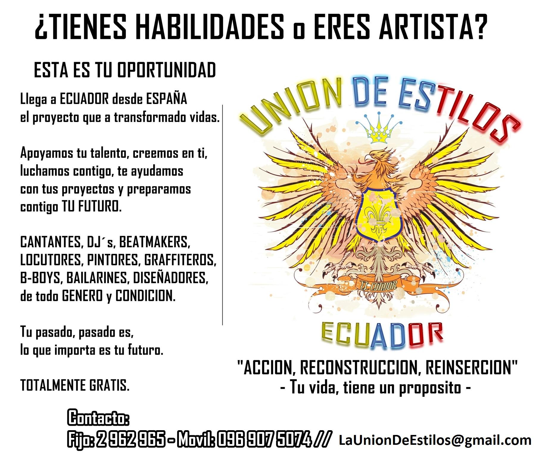 Foto de Union de Estilos - Ecuador