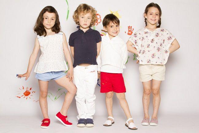 Los clientes de pisamonas presentan su nueva colecci n for Zapateria infantil