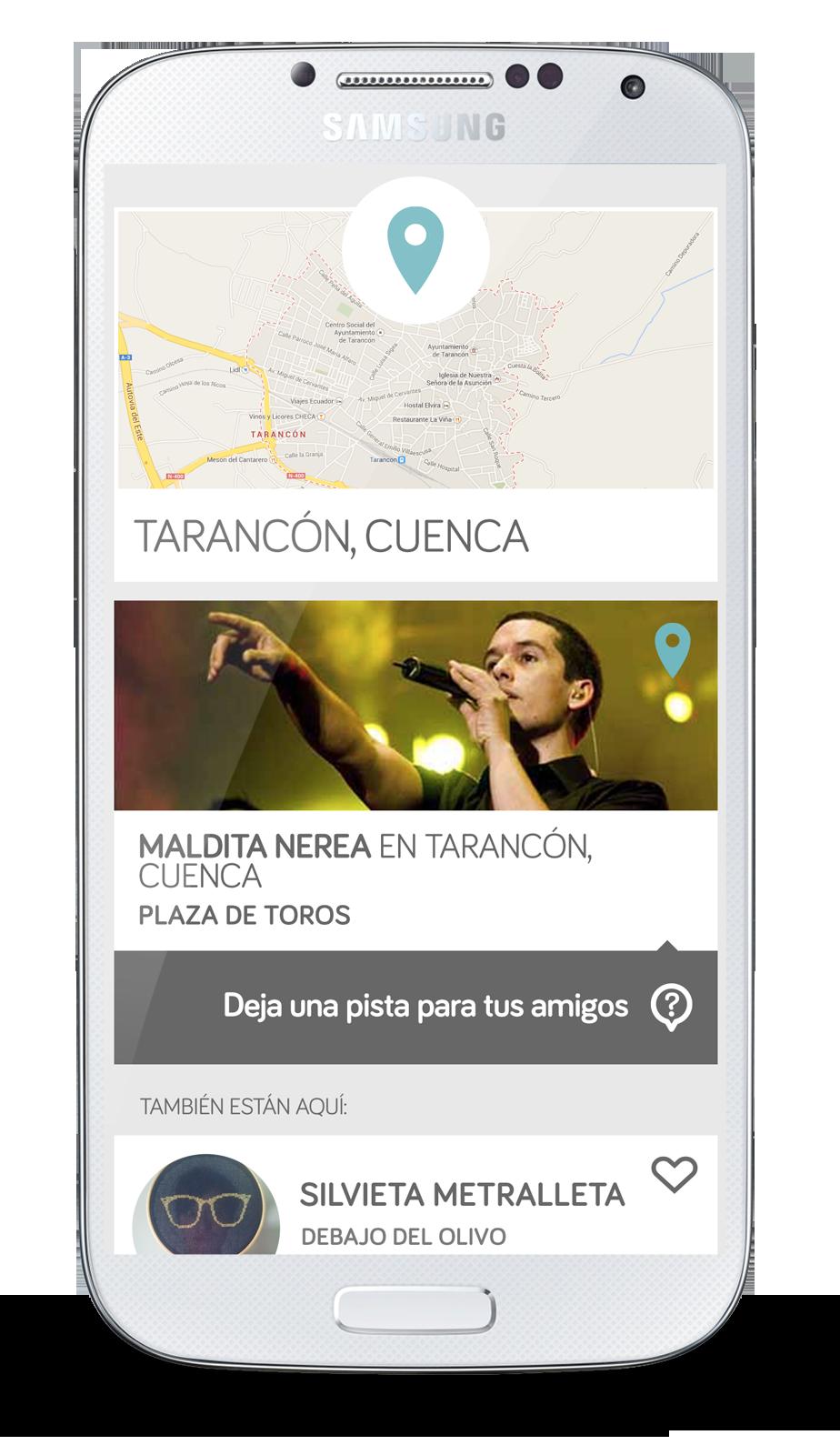 Foto de placeband _ imagen app movil