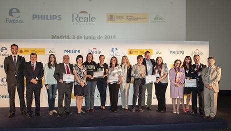 Ganadores V CSR MarketPlace