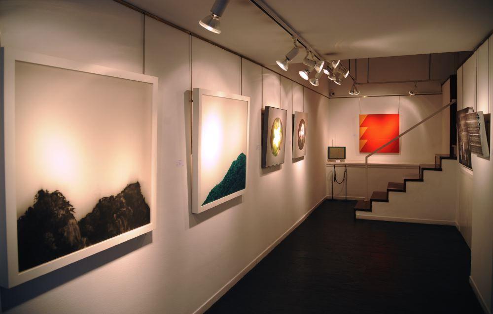 Exposici n de arte contempor neo chino en barcelona notas de prensa - Pintores de barcelona ...