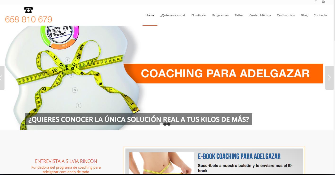 Coaching para adelgazar gratis