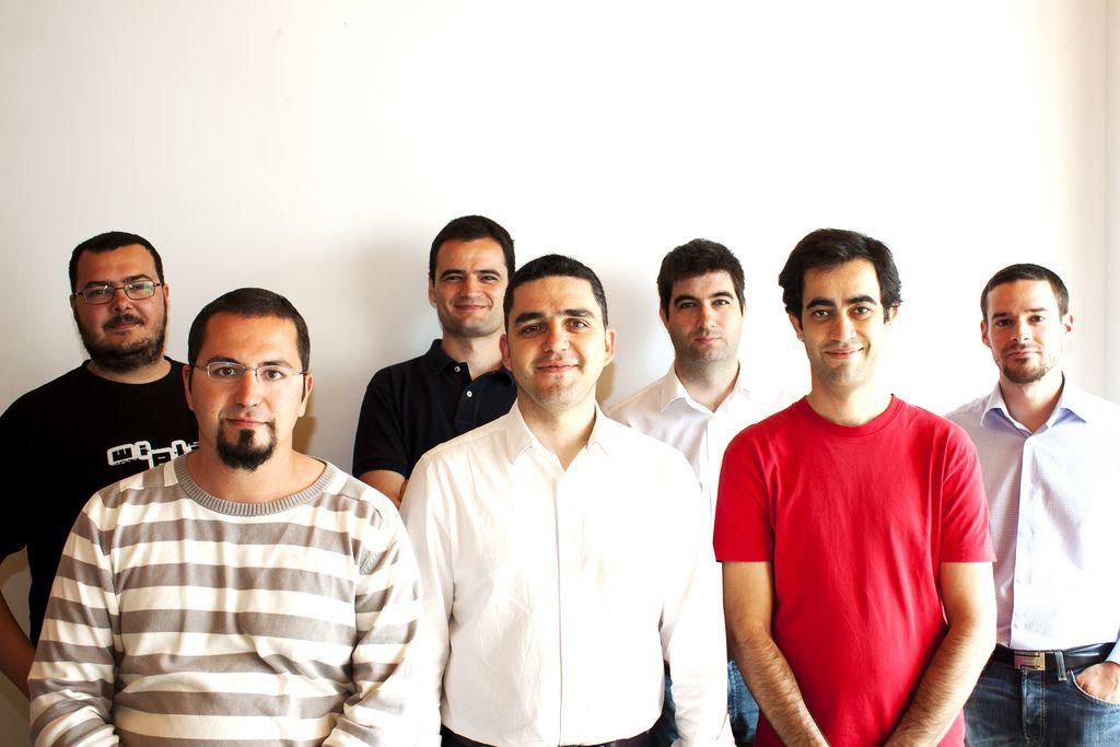 Fotografia El equipo de BrainSINS