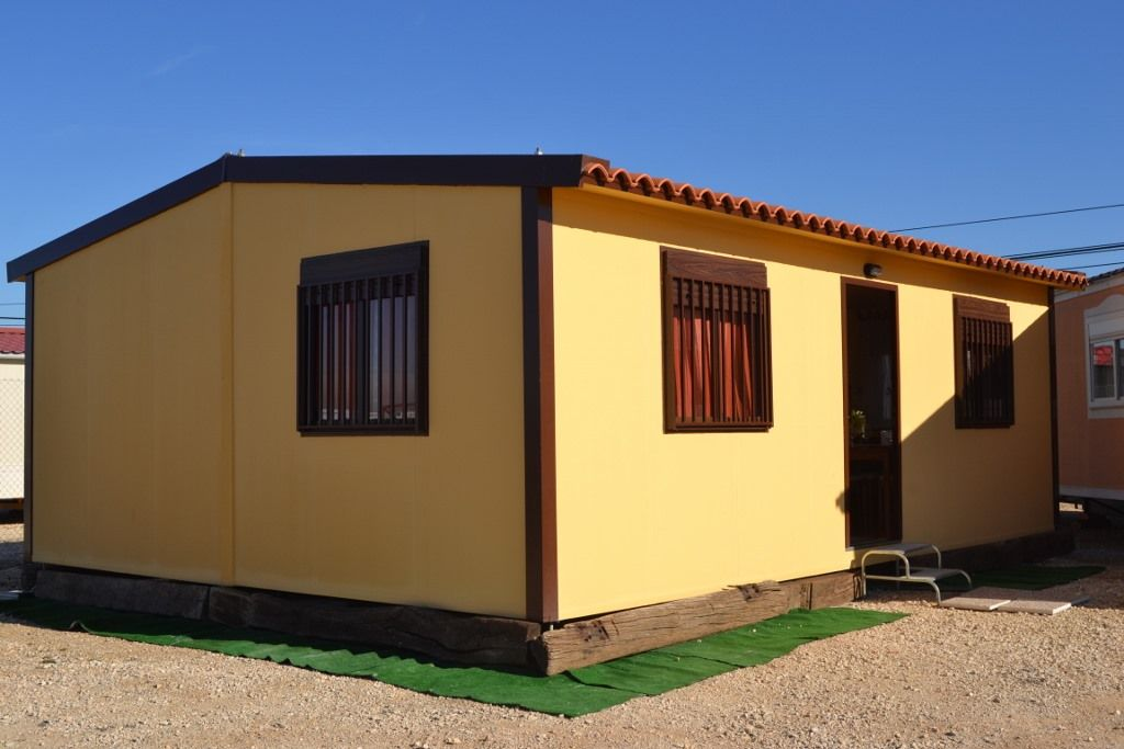 Casas prefabricadas hipotecables para fincas urbanas - Casas modulares moviles ...