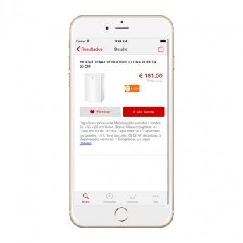 Foto de App EncuentraPrecios Ficha de producto
