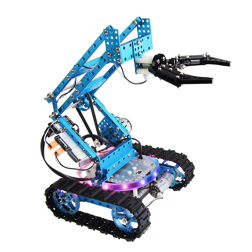 Foto de Robot con brazo articulado