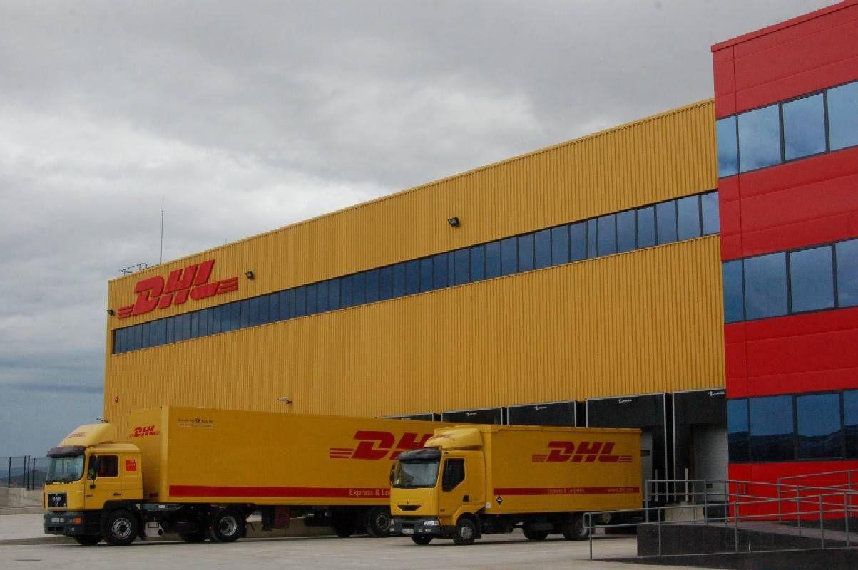 Dhl ampl a sus instalaciones en el aeropuerto de foronda for Oficinas de dhl en madrid