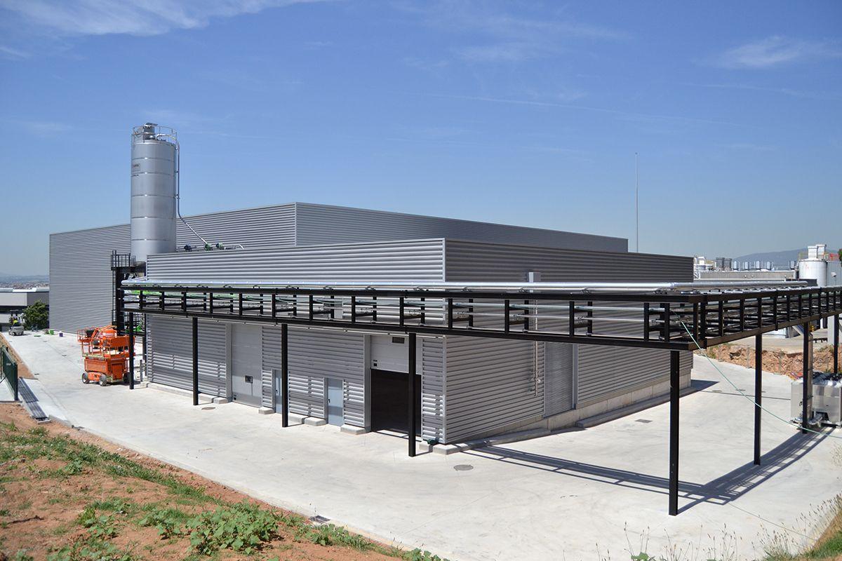 El bim revoluciona en el sector de la construcci n notas for Calefactores para naves industriales