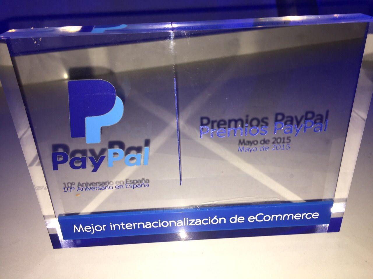 PayPal Award, Pisamonas wins the Best International Spanish