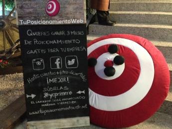 Foto de Dinámica en el Evento de Marketing Online Local #YoPrimero