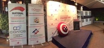 Foto de Escenario del Evento de Marketing Online Local #YoPrimero