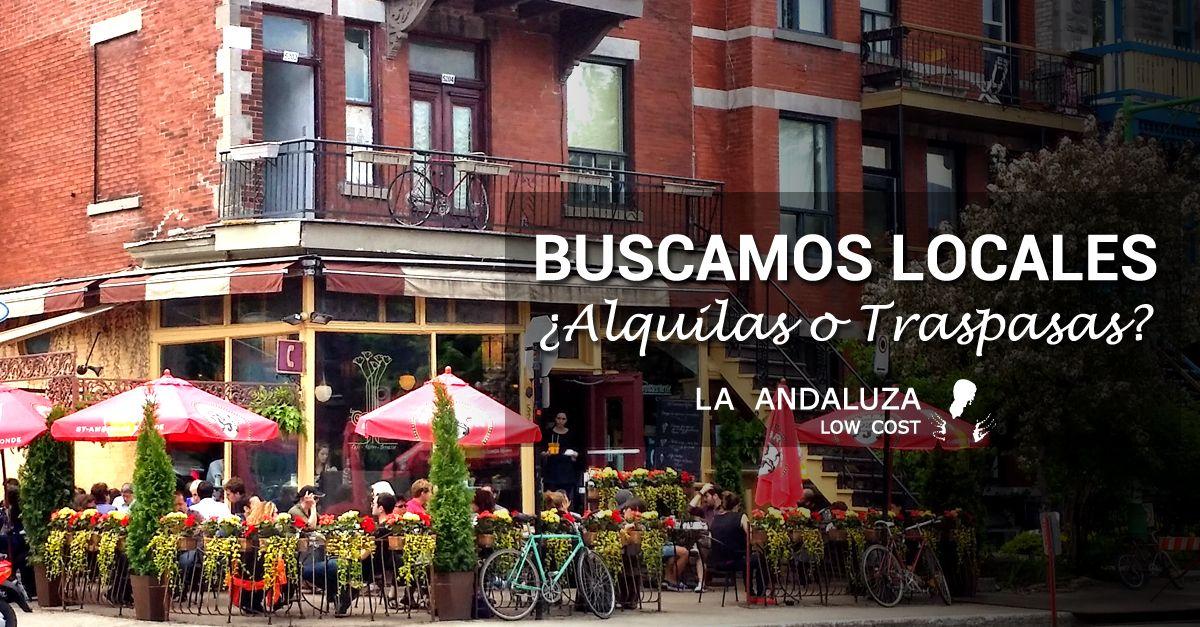 Foto de La Andaluza Low Cost busca locales en traspaso o alquiler por