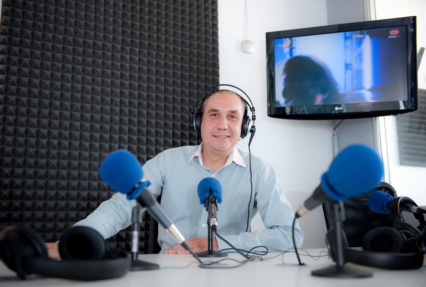 Foto de El experto en radio online Nacho Montero