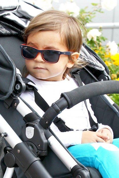 gafas de sol niño ray ban