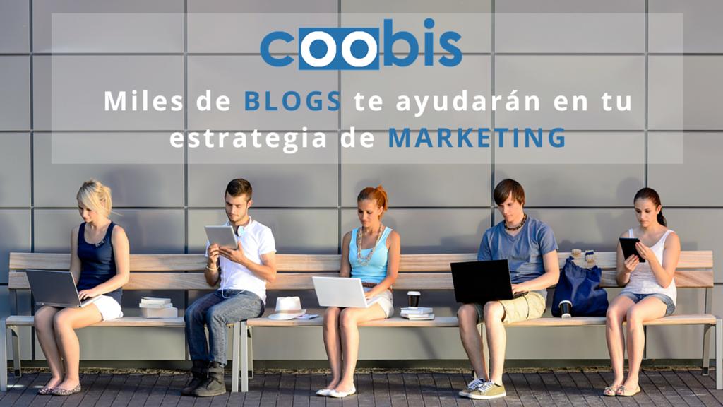 Foto de COOBIS, Miles de Blogs de ayudarán en tu Estrategia de