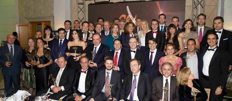 Foto de Galardonados en la pasada edición de los premios `Andalucía