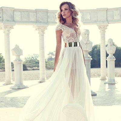 reaparecen vestidos vintage para las novias - notas de prensa