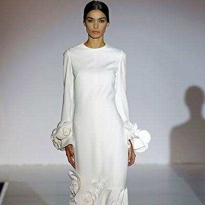 Vestidos de novia con toque andaluz