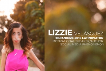 Lizzie Velásquez Hispanicize 2016 Latinovator