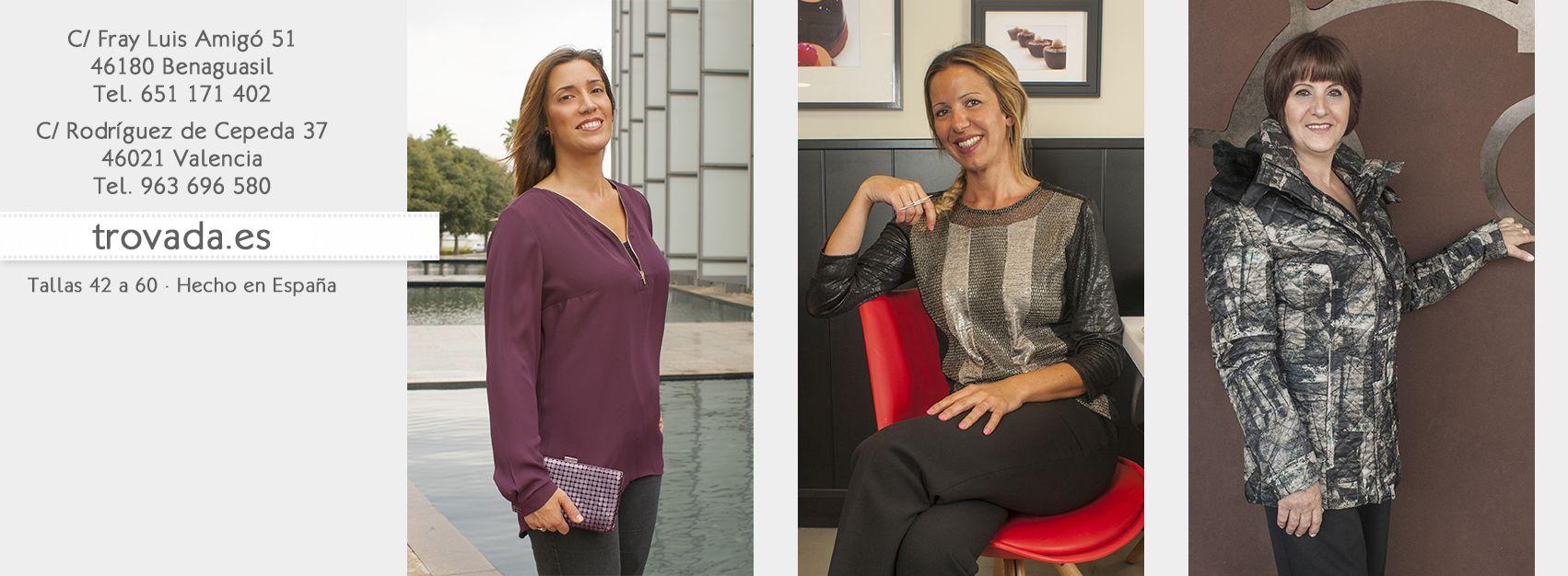 La Empresa De Moda Femenina Trovada Desfila A La Altura De Grandes Firmas Notas De Prensa