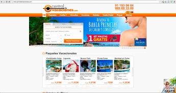 Foto de portada web central de vacances