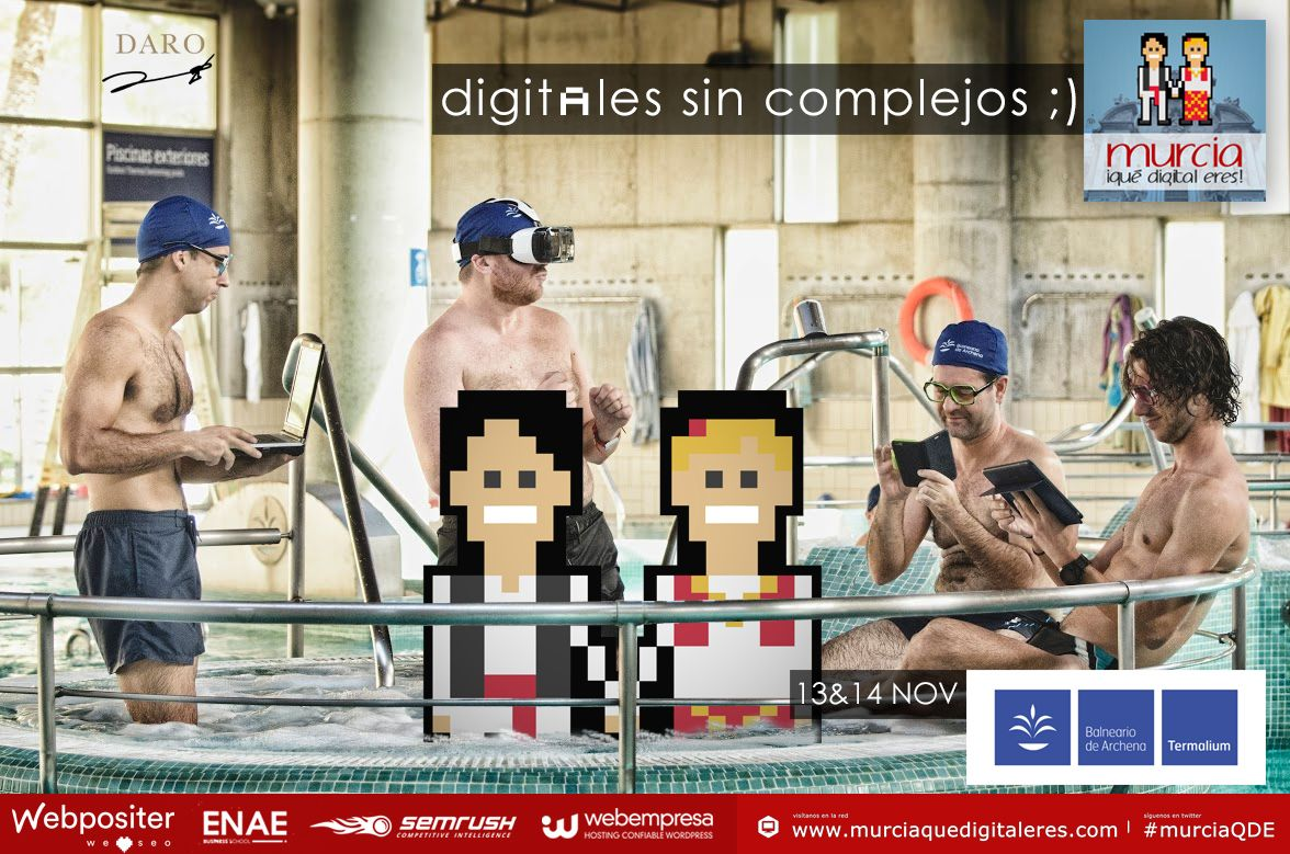 Foto de Murcia, ¡Qué Digital Eres! 2015