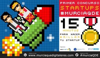 Foto de I Concurso de Startups Murcianas #MurciaQDE