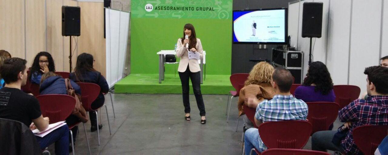 Fotografia La psicóloga Yolanda Pérez, de Psicología Eclipse