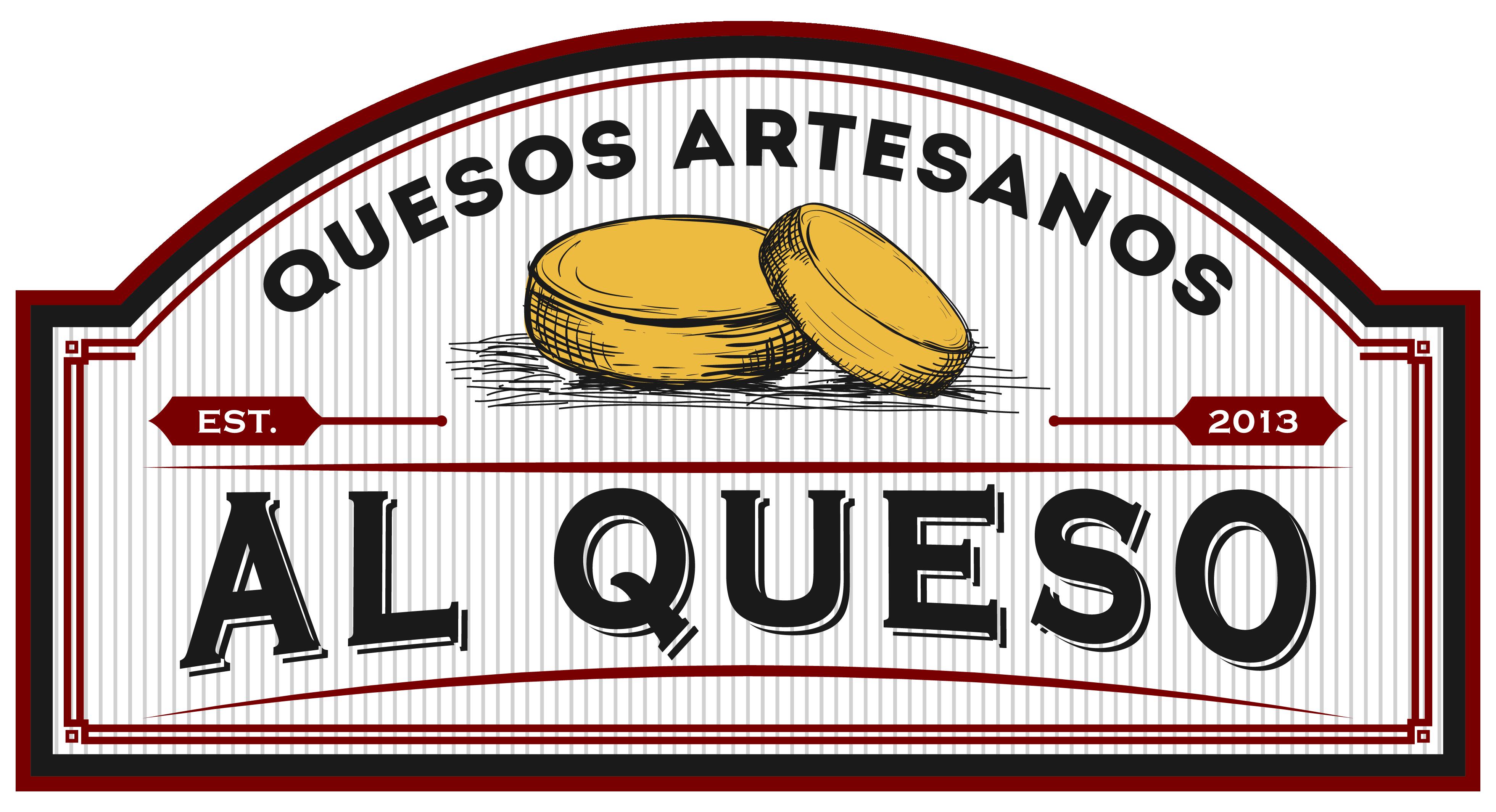 Fotografia Logotipo Al Queso