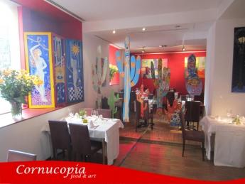 Foto de Interior del restaurante Cornucopia en Madrid