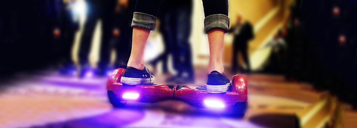 Foto de patinete eléctrico MyBoard