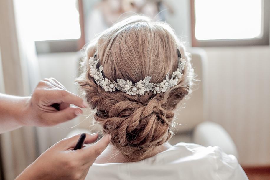 Los recogidos tendencia en las bodas notas de prensa for Recogidos de famosas para bodas