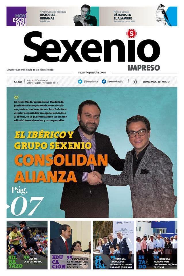 Fotografia El Ibérico y Grupo Sexenio consolidan alianza