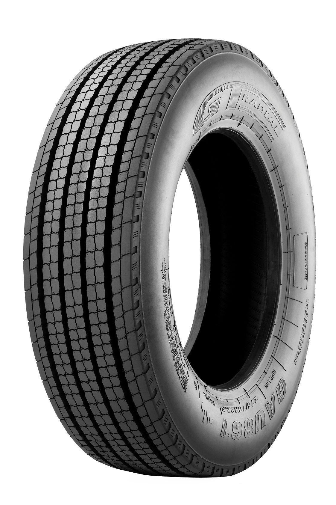 Gt Radial Tires >> El neumático GAU861 de GT Radial para autobús urbano certificado con el símbolo 'alpino' - Notas ...