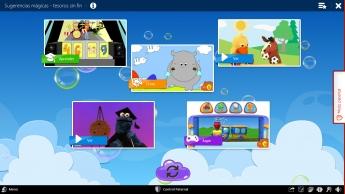 Magic Desktop: un control parental educativo