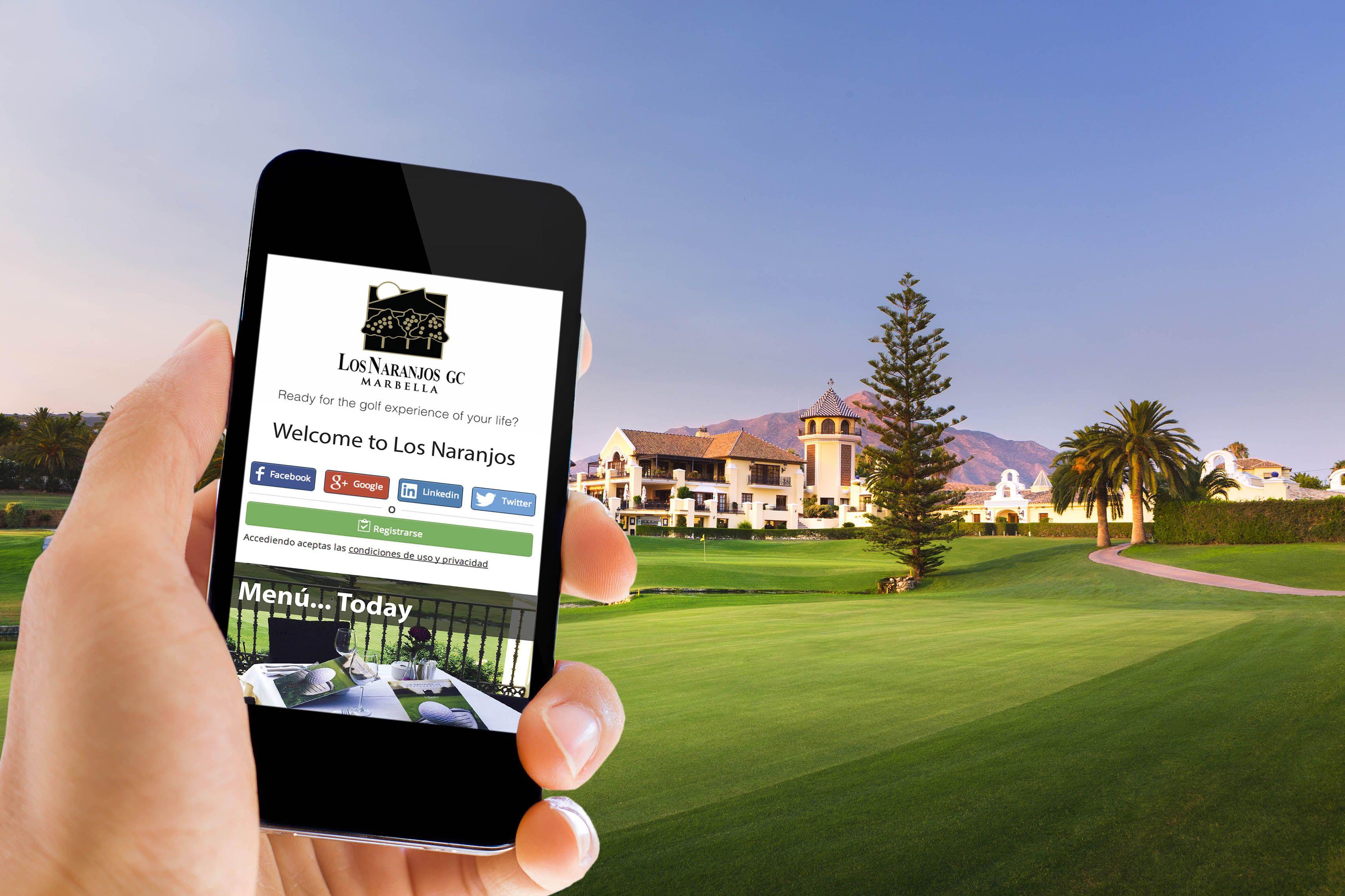 Foto de WiFi Marketing Los Naranjos Club de Golf