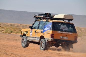 Range Rover de clinica sanza