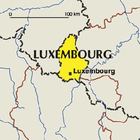 Foto de Luxemburgo, uno de los principales destinos en la creación