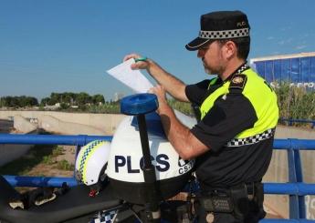 Foto de UPROMA, Policía Local de Castelló apoya VioPet