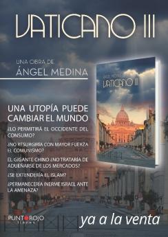 Foto de Portada del libro 'Vaticano III'