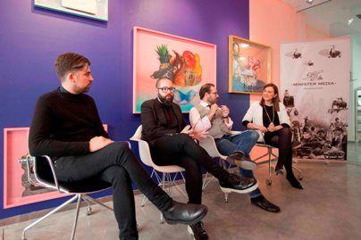 Espai tactel reivindica el papel de las galer as de arte - Galerias de arte en valencia ...