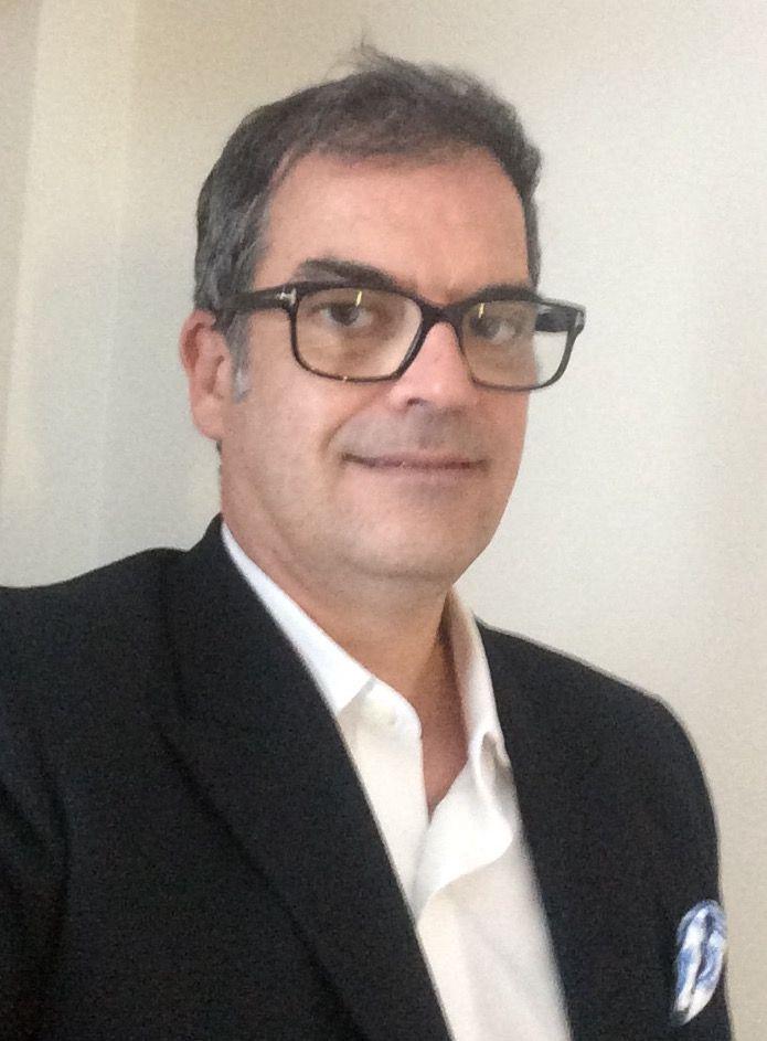 Foto de Ignacio Lamarca nuevo CEO de Ackstorm