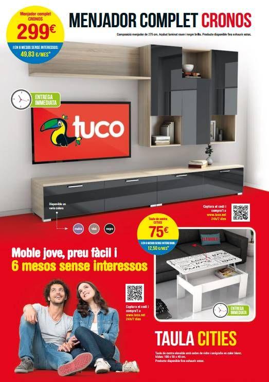 Insp rate en la nueva tienda de muebles tuco en barcelona notas de prensa - Catalogo de muebles tuco ...